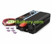 CONV004 Convertidor CC-CA 12Vcc-220Vca / 1000W Onda Rectificada